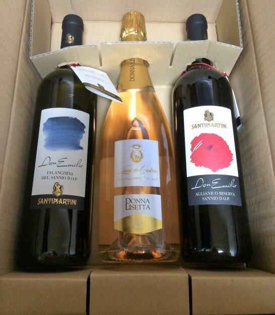 サイゼリヤの株主優待のワイン