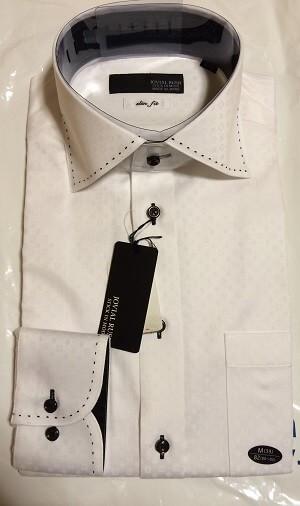 Tポイントが貯まる洋服の青山のYシャツ