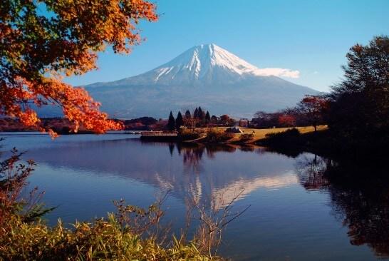 静岡の富士山