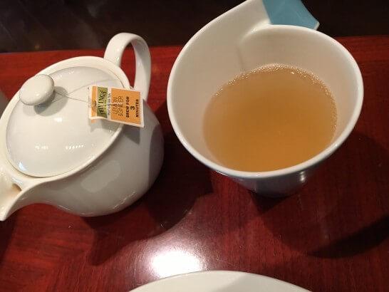 ヒルトン東京ベイの朝食 (1)