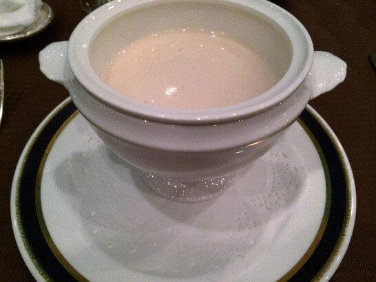 ル・トリアノンのスープ