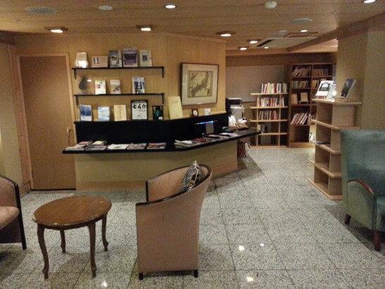界伊東のブックカフェ