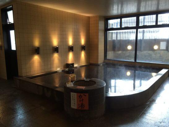 アパホテル 千葉八千代緑が丘の温泉大浴場