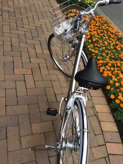 ふるさと納税の返礼品(ブリジストンの自転車) (5)