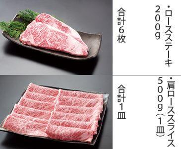 佐賀牛セット(1.7kg)