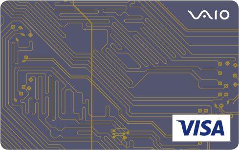 VAIOオリジナルデザインの三井住友VISAプリペイド (4)