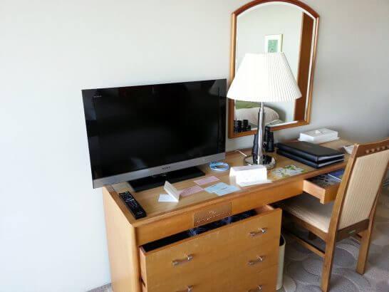 観音崎京急ホテルの部屋 (3)