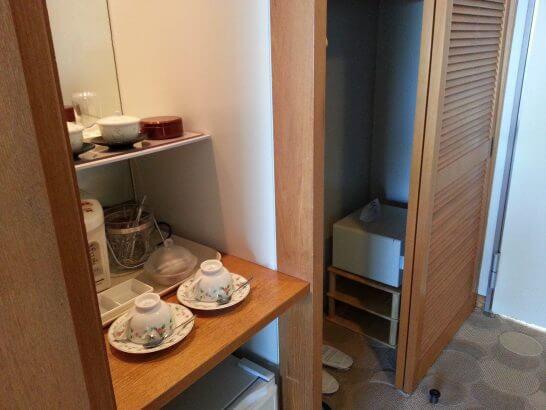 観音崎京急ホテルの部屋 (1)