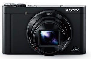 ソニーデジタルスチルカメラ DSC-WX500 ブラック