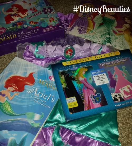 #DisneyBeauties shopping spree