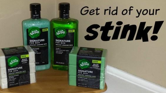 Get rid of your stink #MySignatureMove