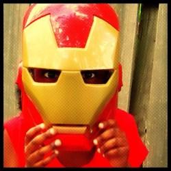 Mihret as Iron Man #AvengersUnite