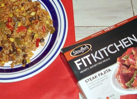 FIT Kitchen Steak Fajita