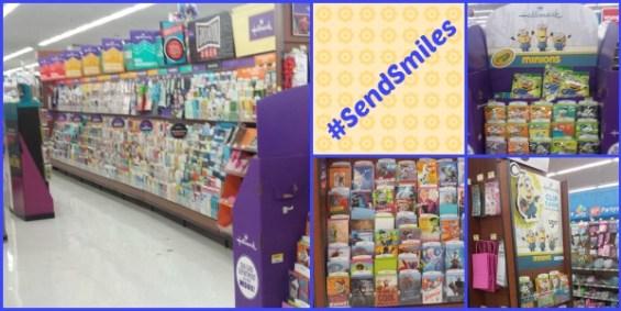 #SendSmiles Walmart Collage