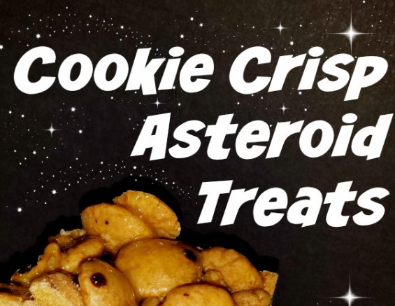 Cookie Crisp Asteroid Treats #FoodAwakens