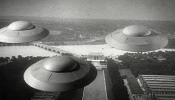 UFO old school