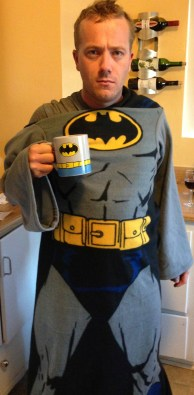 Matt Fradd Is Batman!