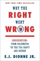 Why the Right Went Wrong by EJ Dionne Jr