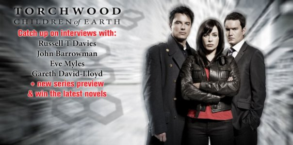 Torchwood Week: the promo