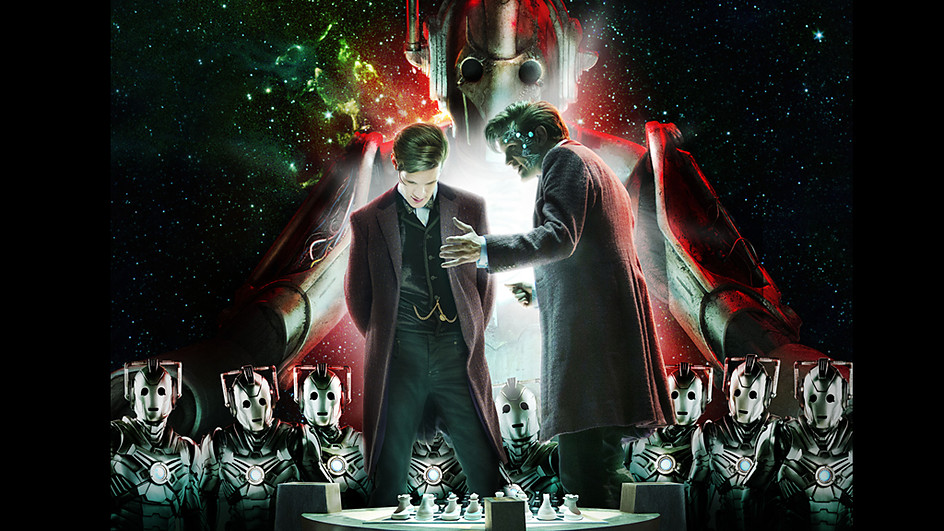 Doctor Who: Nightmare in Silver