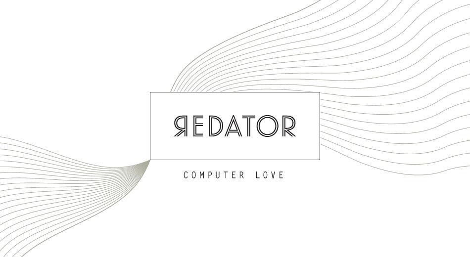 Logotyp och grafisk profil till ReDator