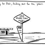 "Bridge: a ""24+7 hour comic"""