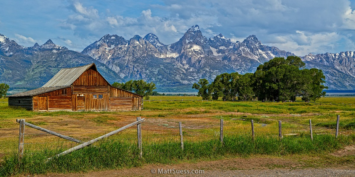 Grand Teton National Park Workshop Photo Gallery