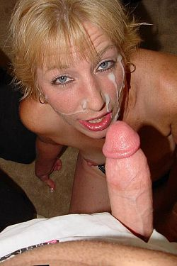 sexy milf at the club