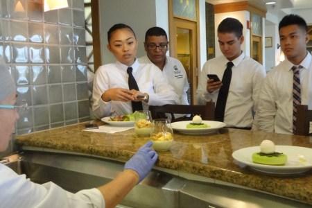 chef teresa shurilla at cl act