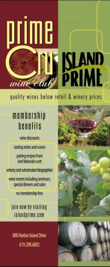 Prime cru wine club