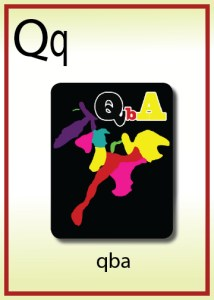 q is for qba