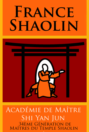 France Shaolin Logo, Identity and Design
