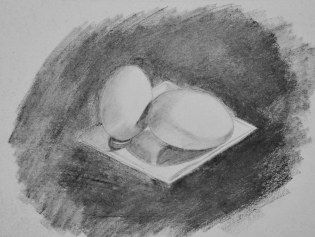 MIT IAP student drawing after three lessons.