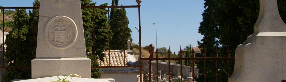 Le Cimetière marin, à Sète