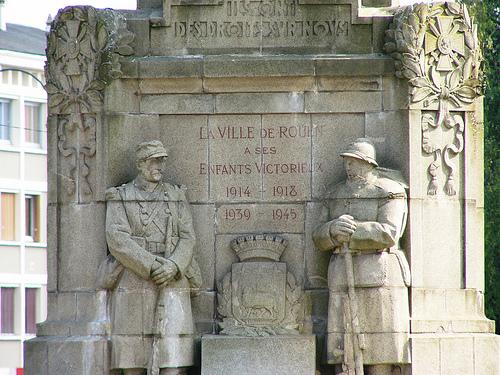 Monument à la Victoire de Rouen