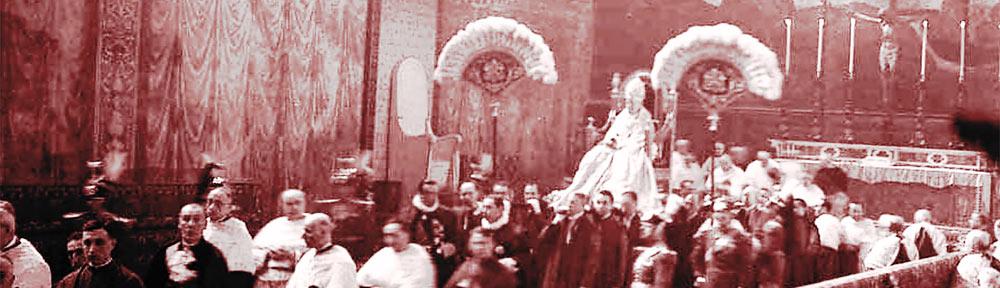«L'évêque innommé d'un diocèse inconnu»