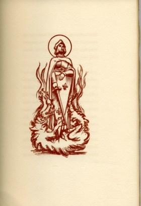 Méd. sur la pol. de Jeanne d'Arc, 5 - Maxime Real del Sarte