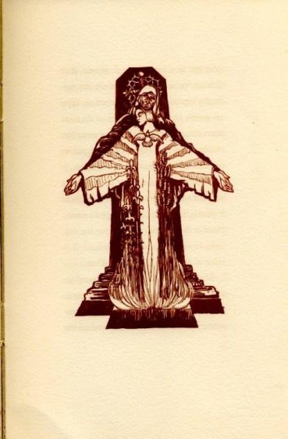 Méd. sur la pol. de Jeanne d'Arc, 8 - Maxime Real del Sarte