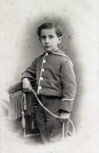 La jeunesse de Charles Maurras en images