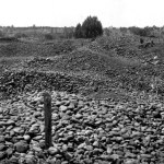 Placer tailings, Folsom City. Sacramento County, California. 1905.  From the USGS
