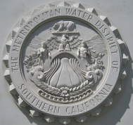 Metropolitan Water District Seal