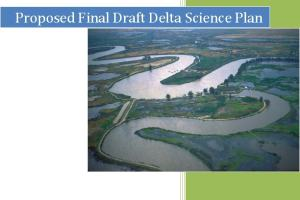 Pages from Delta Science Plan - Proposed Final Draft_final