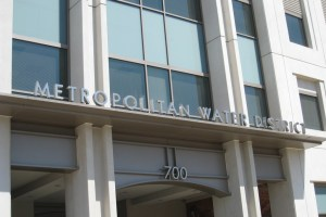 Metropolitan Water District #1 smaller