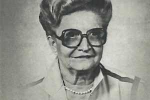 A former telephone operator from Nebraska, Pauline Davis became the longest-serving woman in the California Legislature and an effective advocate of local water development. Source: private collection of  Rodney Davis