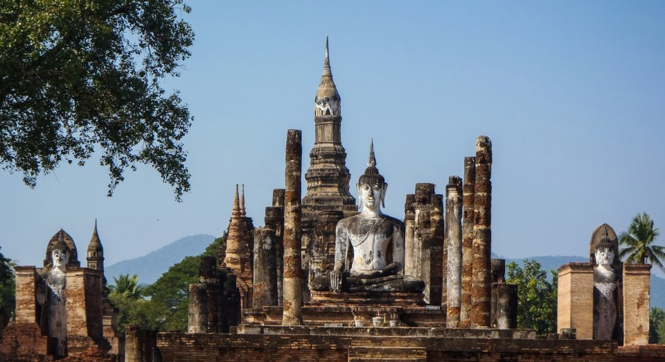 #thailand #thailandtourism #tourismauthorityofthailand #sukhothai