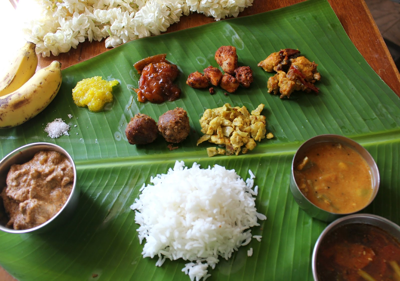 Trichy tanjore and cholan empire for Aharam traditional cuisine of tamil nadu
