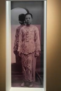 Nonya in Sarong Kebaya