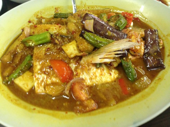 Assam Fish Head Curry
