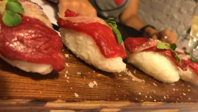 nigiris sushi