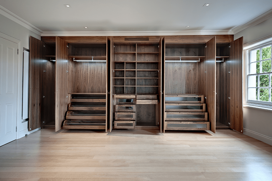 The Ideal Wardrobe Is Something That Has Enough Space For All Your Clothes,  Accessories And It Is Advisable To Have A Buffer Extra Space Of 10% In Your  ...